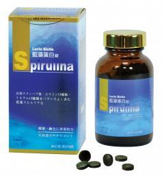 雷特拜爾汀藍藻蛋白錠