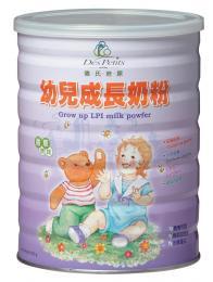 德氏培原幼兒成長奶粉